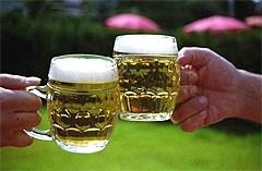 Продажа пива Клинское