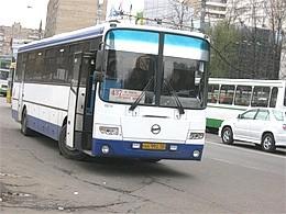 Автобус Москва - Клин