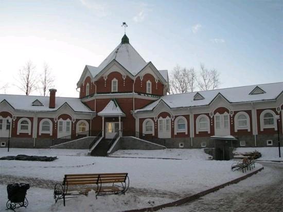 Клинское Подворье, музей игрушек