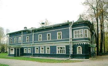 Музей Чайковского Клин
