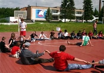 Детский оздоровительный лагерь Парус, Клин