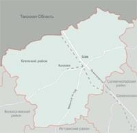 Клинская область
